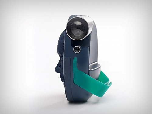 人工智能时代,这款相机可以让盲人通过触摸感知世界