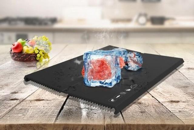 不用水、不插电,十分钟解冻任何食材的解冻板,你需要吗?