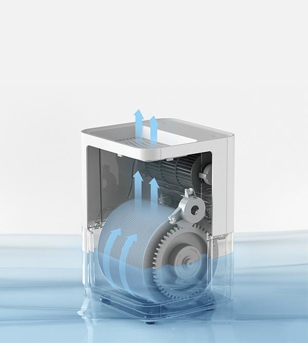 告别干燥,这台加湿器帮你时刻保持湿润
