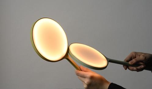 对着它吹才能亮?这款灯竟然这般神奇