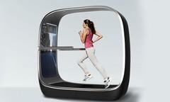 生命在于运动,智能跑步机让跑步更加趣闻十足
