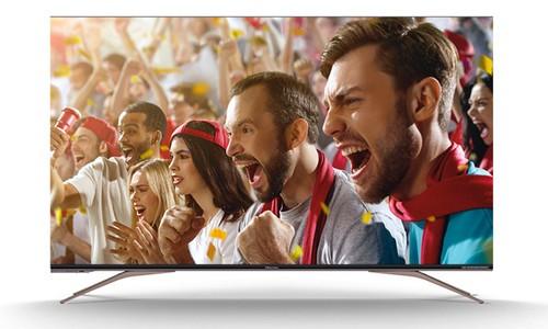 """世界杯迎来海信日 球迷总动员""""为世界杯传球 为U7代言"""""""