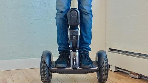 创意酷品:一车多用,这款平衡车还可以瞬间变身机器人