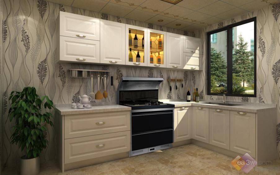 开放式厨房有什么优缺点?你准备尝试一下吗