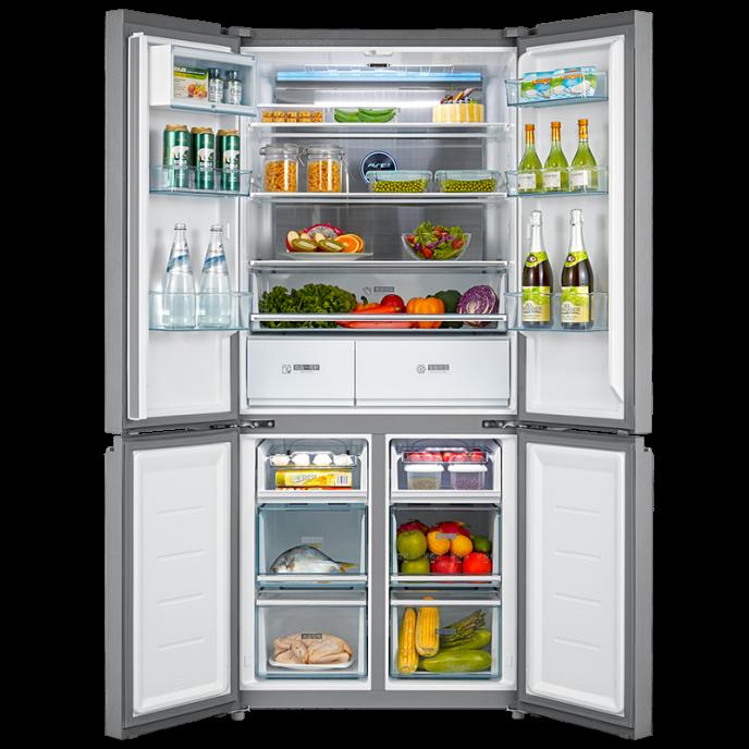携手苏宁首发全新微晶系列冰箱 美的冰箱加速品牌高端化布局