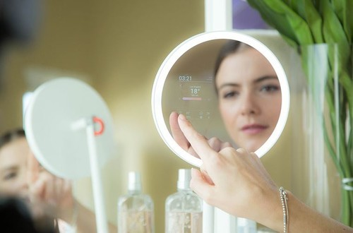 创意酷品:督促你变美的颜值管家,其实是一面镜子?
