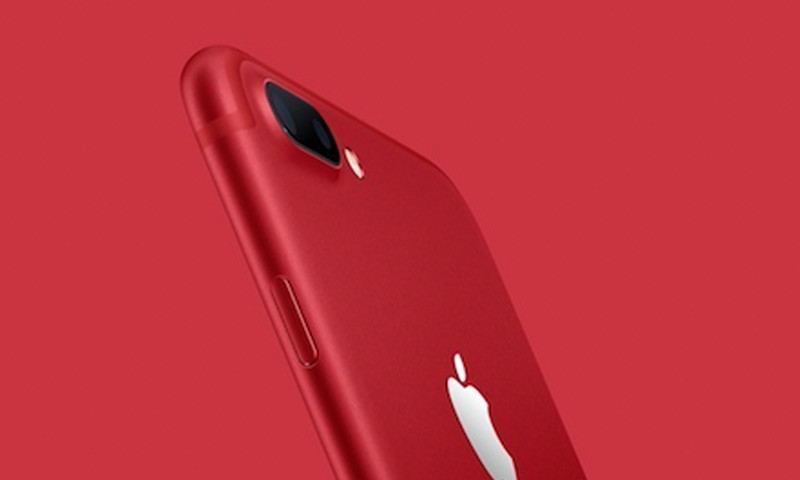 科技早闻:iPhone 8红色版被爆明天发布,推进Micro LED技术