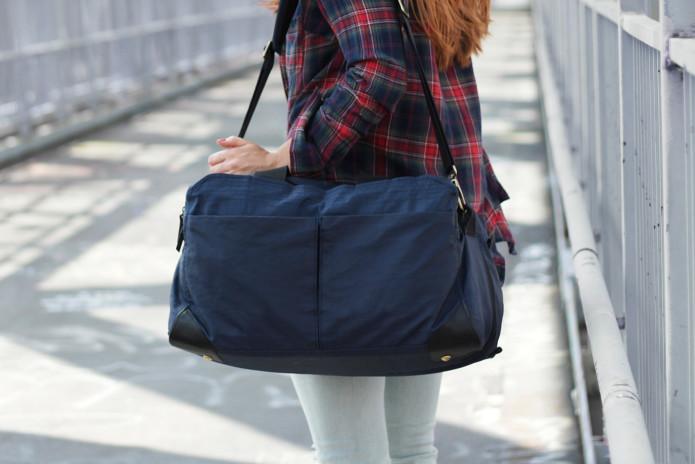 创意酷品:背上背包去旅行,没有一款超轻旅行包怎么行
