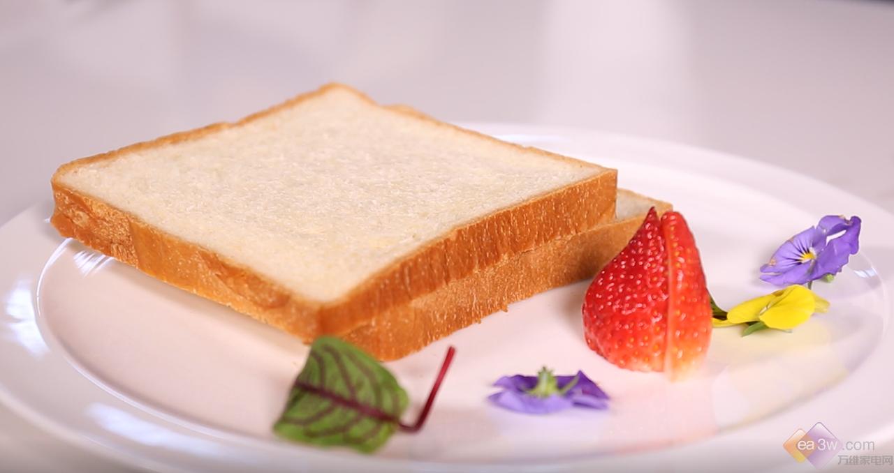 金牌厨师长的绝技:一键操作,80分钟烤出面包,你信吗?
