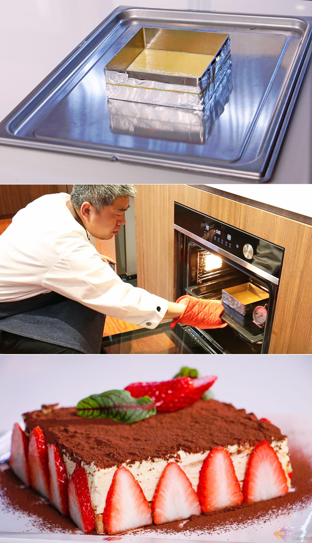金牌厨师长的绝技:原来这才是提拉米苏的正确做法