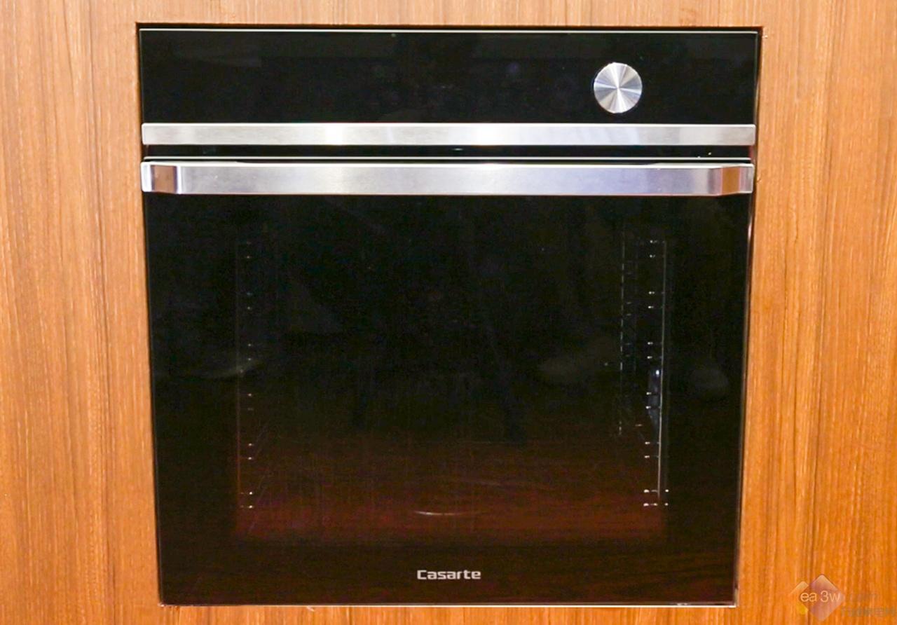 演绎完美现代厨房艺术?卡萨帝蒸汽能烤箱玩得666