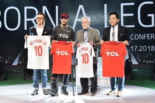 世界杯年玩转体育营销 TCL冰箱洗衣机借内马尔速度助力全球化