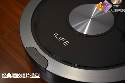 精于拖勤于扫 ILIFE智意天耀X800扫地机器人评测首发