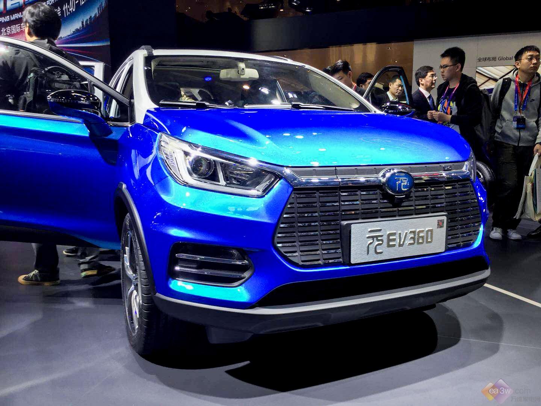 聚焦2018北京车展,看看新能源汽车又有怎样的风采