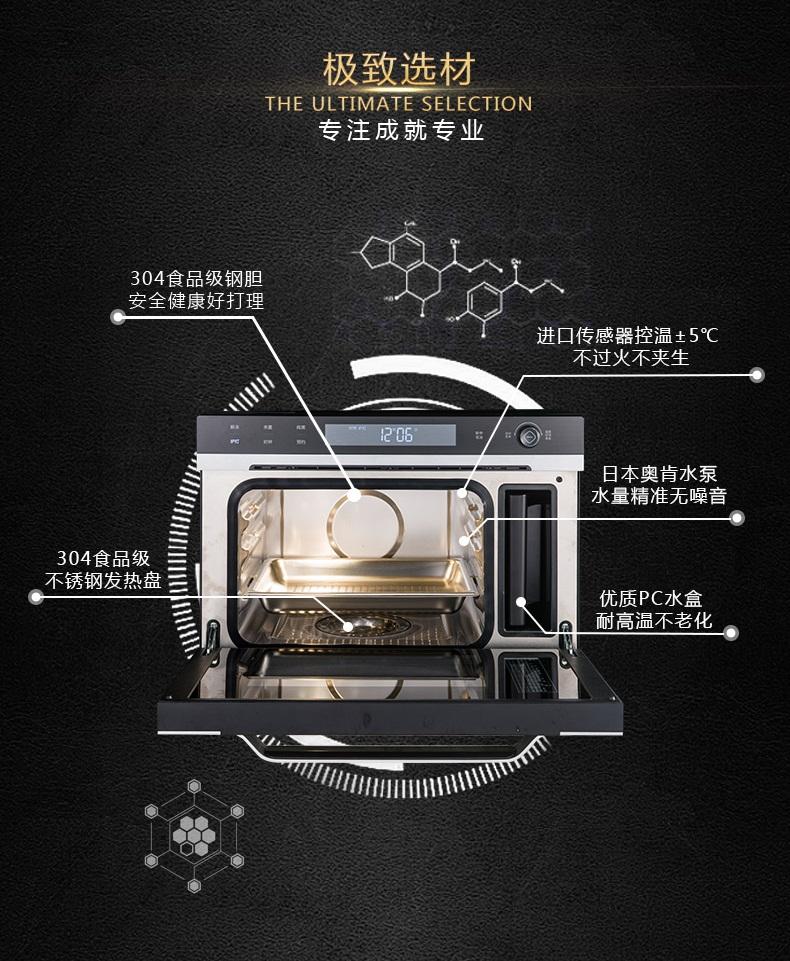 """电蒸炉发明者格兰仕实力引领""""蒸科技"""""""