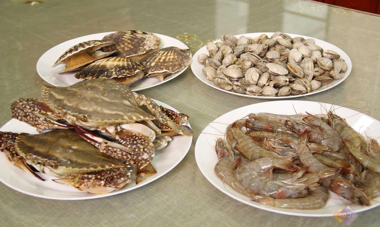 冬季 · 海鲜盛宴,吃出不一样的味道