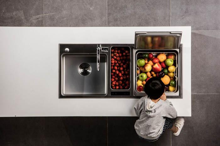 方太水槽洗碗机和中国新四大发明有着共同基因:原创发明