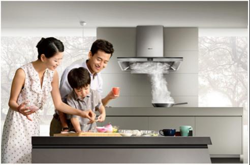 想要拥有自然清新的厨房,你还需要方太智能油烟机