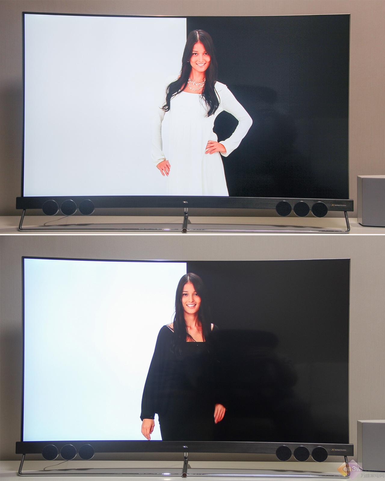纯净原色重新定义想象,TCL X5原色量子点电视全方位评测