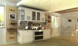 厨房等于孤独?森歌开放式厨房告诉你