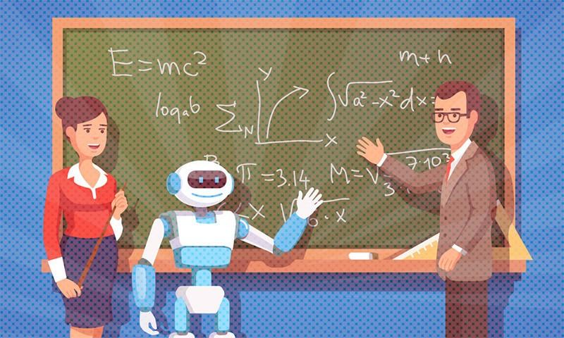 人工智能教科书要进入高中?但具体实施仍然存在很大争议