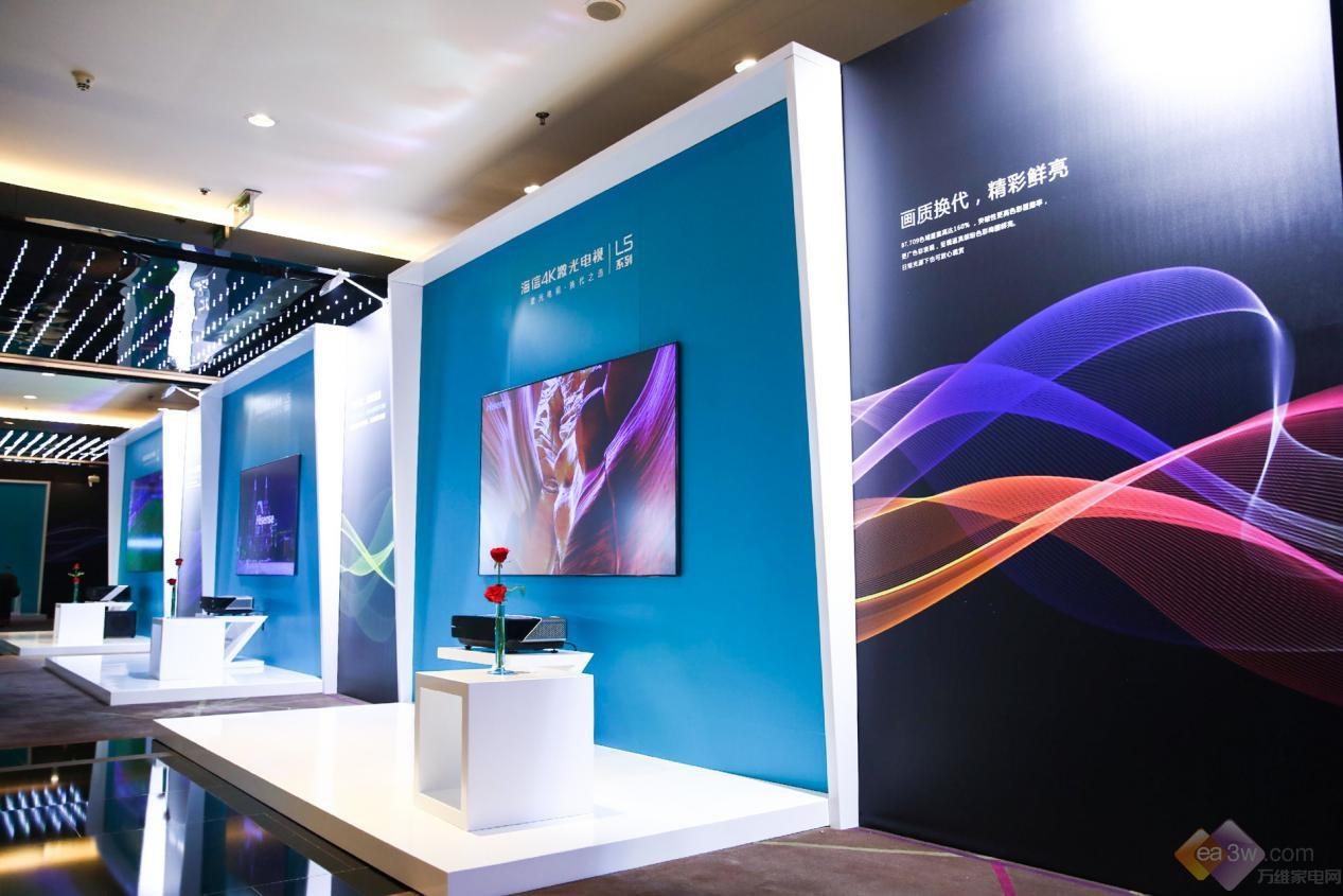 产业观察:海信推出80吋4K激光电视,要革谁的命?