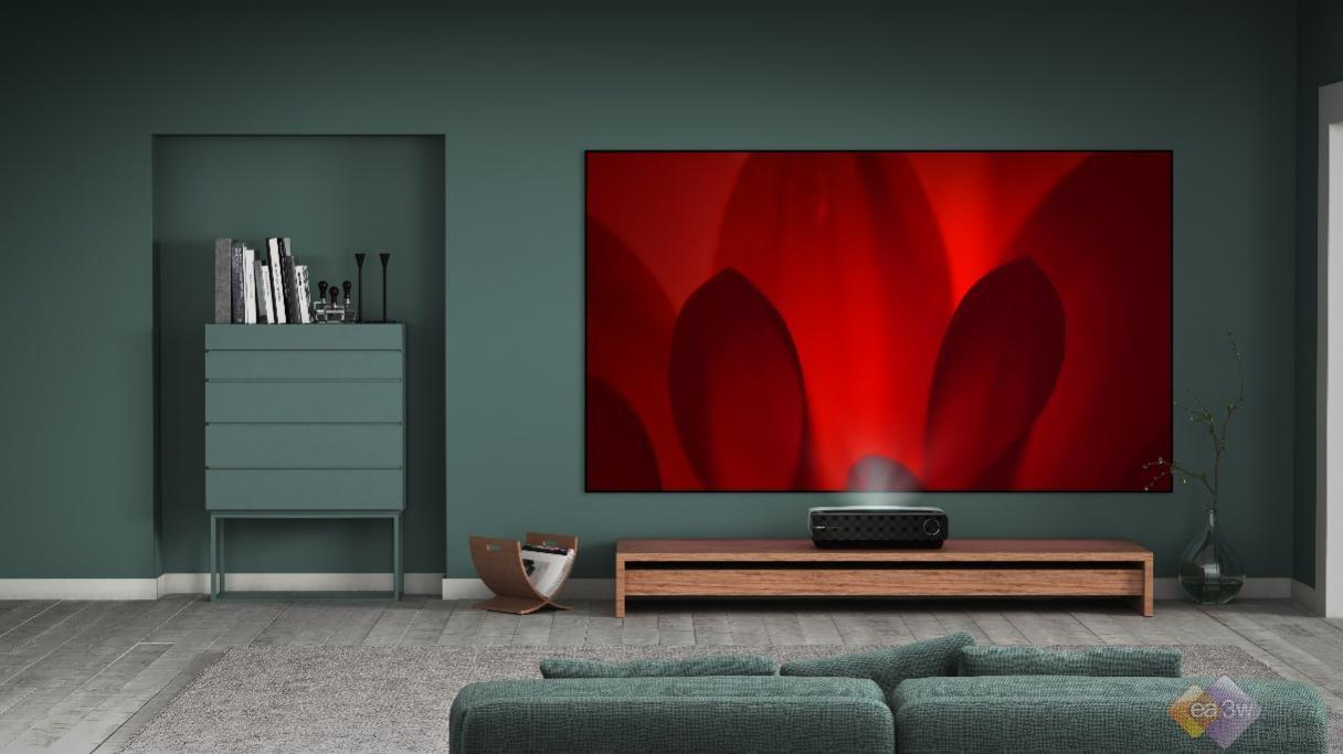 世界杯电视换代之选  海信激光电视全新产品阵容发布