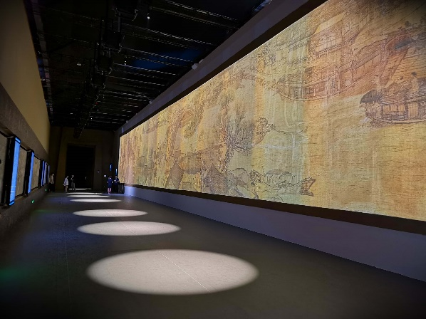 8k之父夏普打造旷视《清明上河图》助力中华文物复兴计划