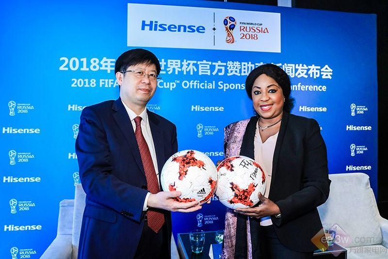 """""""掐线族""""的福音:海信电视获得世界杯OTT直播权"""