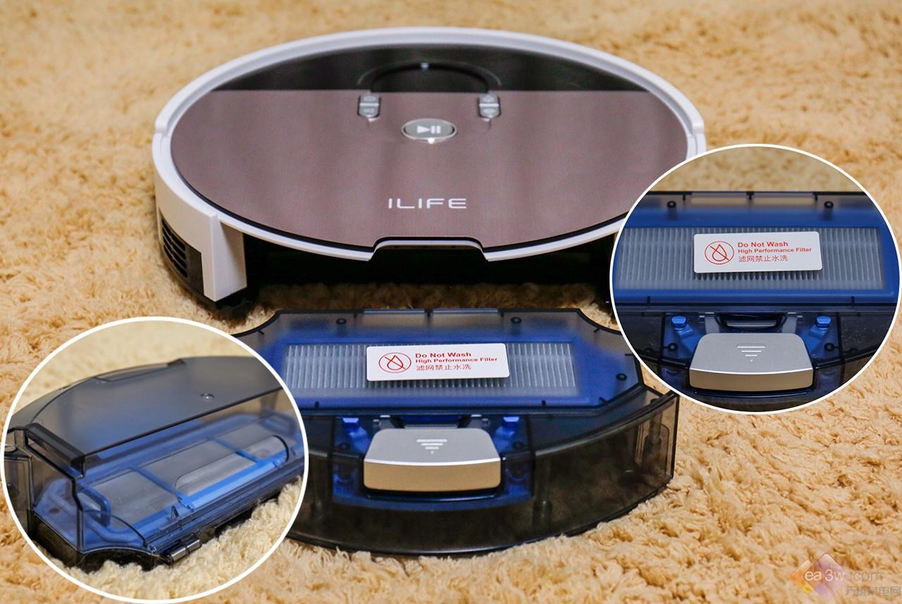 重塑清洁新净界,ILIFE智意X785扫地机器人全面评测