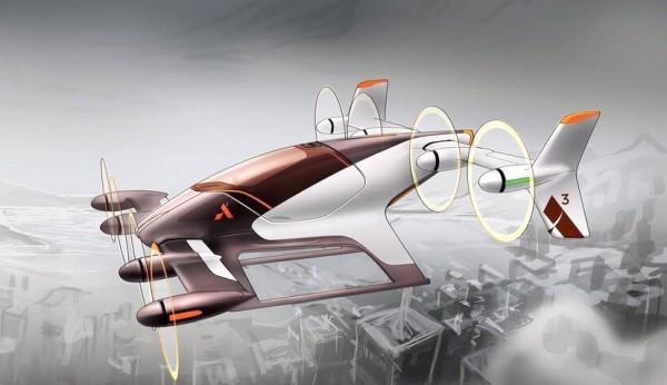 Uber的飞行汽车已经出现?不,目前它还只是一款概念原型车