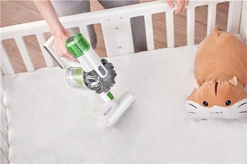 手持吸尘器好用吗 大吸力易操作除尘更轻松