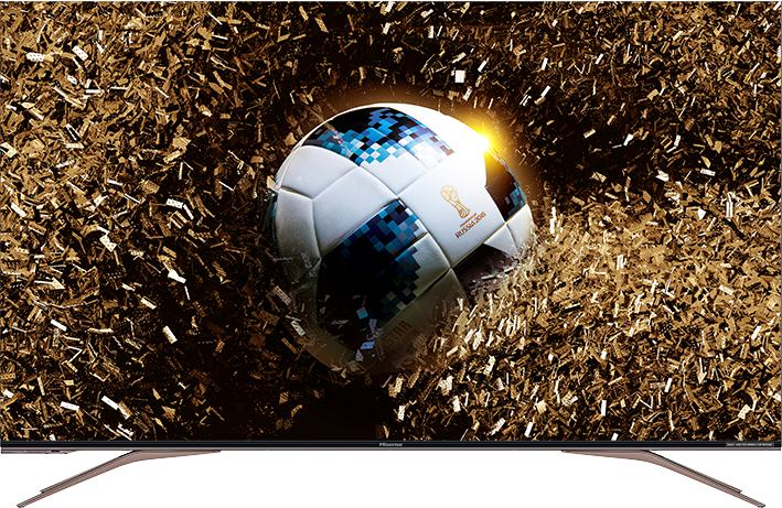"""高端也疯狂,海信多款世界杯""""看球神器""""推出即成爆款"""