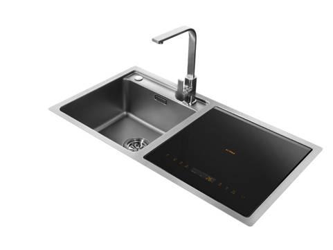 """方太水槽洗碗机""""一站式""""换装服务 为你的厨房添新颜"""