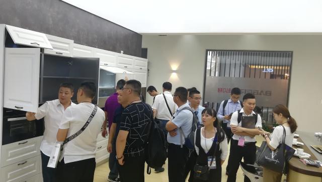2018上海厨卫展 班贝格不锈钢橱柜惊艳亮相
