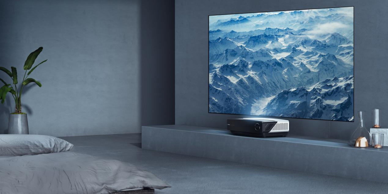 海信激光电视新品飙升至畅销总榜第4,大屏激光渐成主流选择