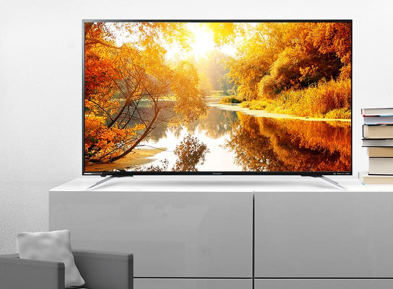 纤秀在外、精致在内 夏普电视LCD-60MY5100A,送给父亲的好礼物!