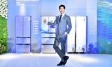 美的冰箱微晶系列全球首发  开启智能保鲜时代
