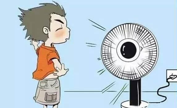 怎么吹电扇,才能凉快不得病呢?
