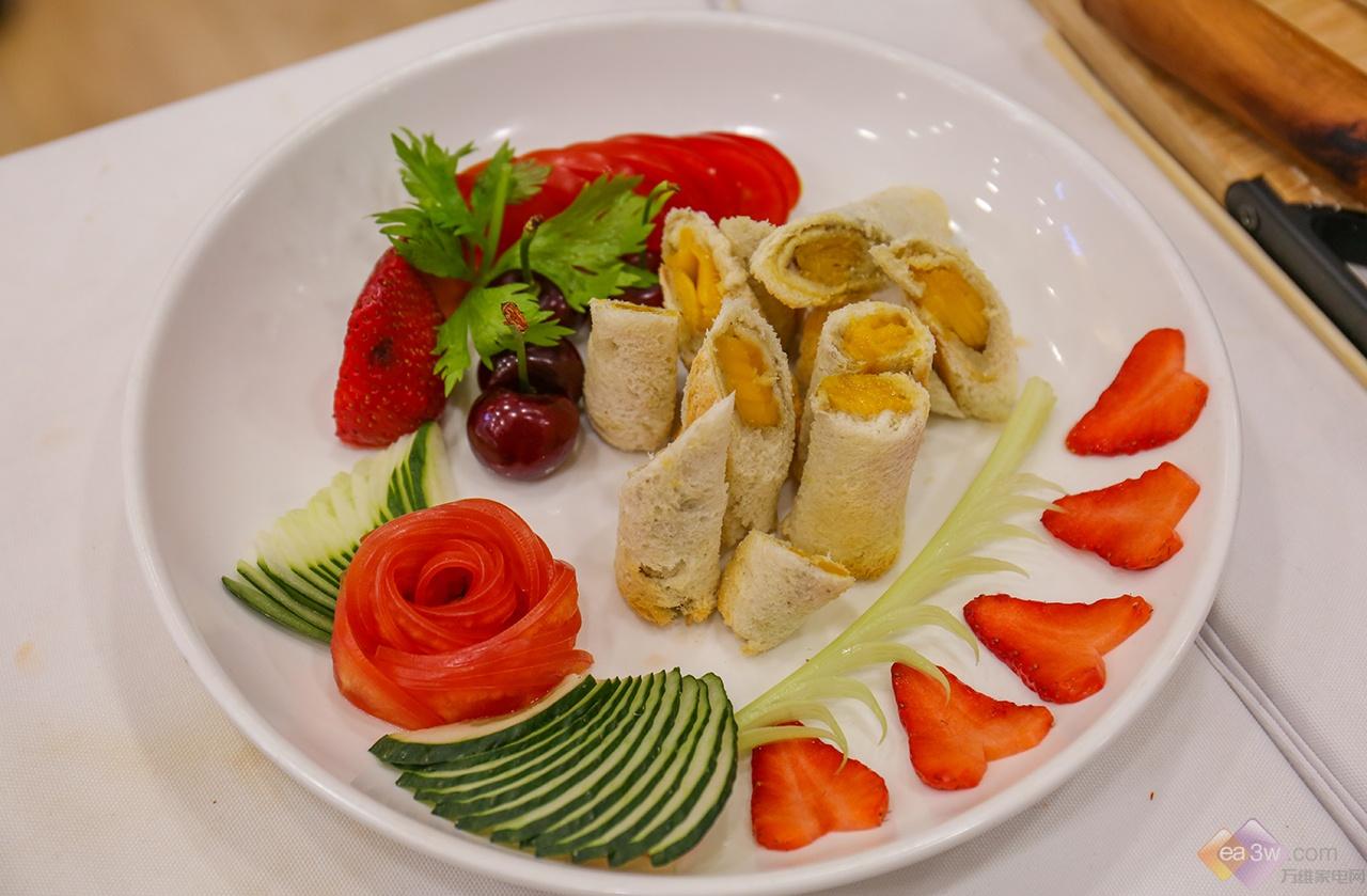 轻松尝遍各国美食,海尔家电节打造不一样的足球美食盛宴