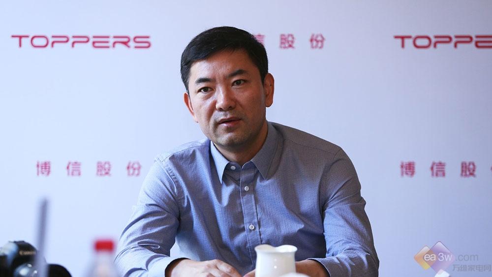 博信股份CEO吕志虎:做极致的产品,拿出最具诚意的价格