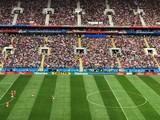 又一次出其不意!海信世界杯赛场打出俄文广告