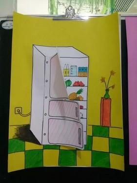 冰箱相关小技巧!怎么还和A4纸干上了?!