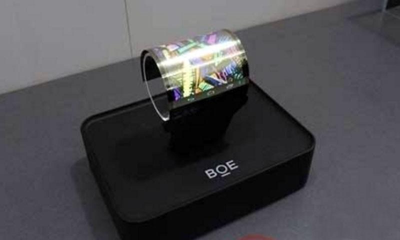 中国OLED产线将陆续量产:面临知识产权等五大风险