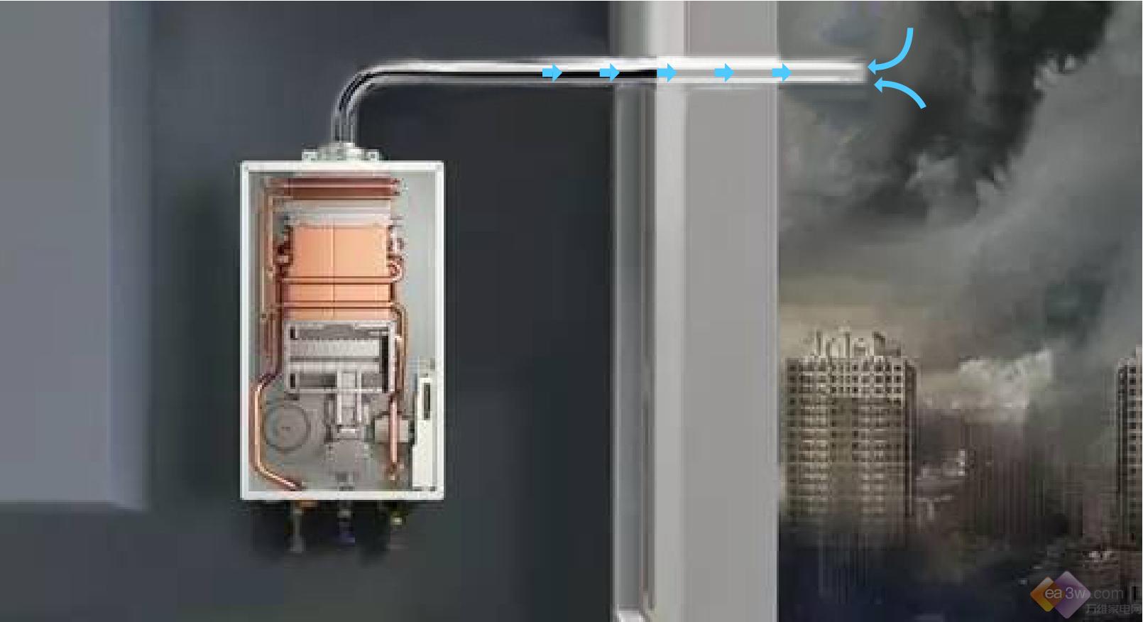 台风季来临,你家的燃气热水器Hold住吗?
