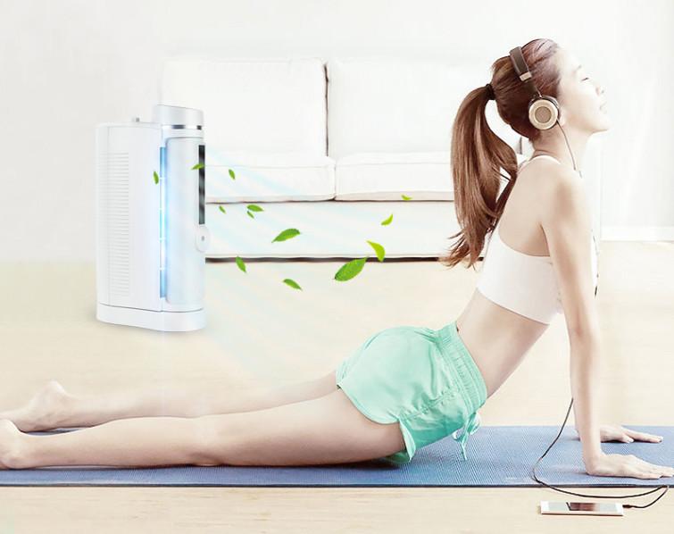 创意酷品:酷暑难耐,翼冷宝冷风机给你丝丝凉意