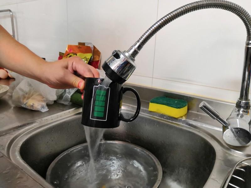 洗澡无需等待,万家乐X7中央热水器给你随开即来的热水体验