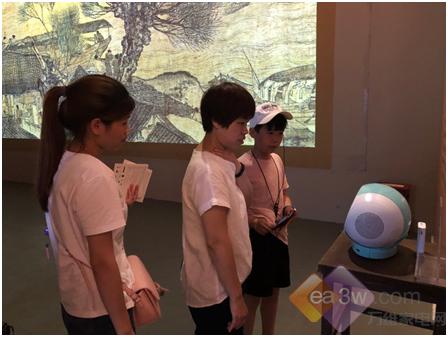 """超清8K科技让《清明上河图》""""活起来"""",富士康夏普焕发文物之美"""