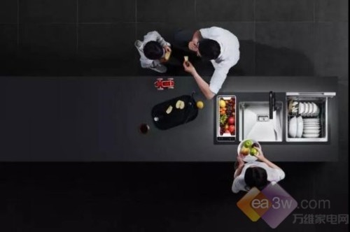 从明星单品到厨电智能生态 方太水槽洗碗机不断跃进