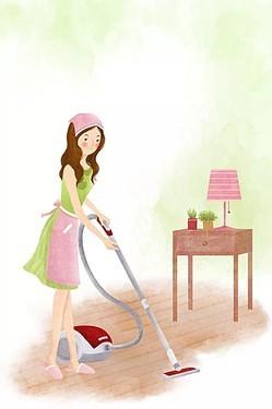 家用吸尘器千万不能吸这4种东西!